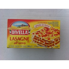 lasagna cu ou divella