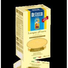 Lasagna cu ou De Cecco